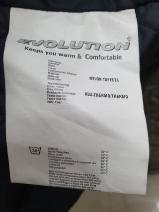 Cazadora chaqueta moto