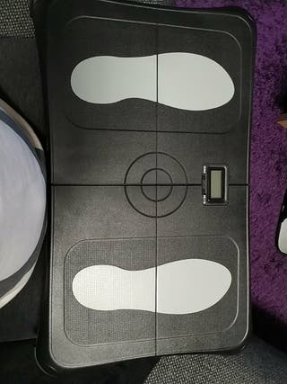 PACK DE JUEGO Wii Fit Plus+ Balance Board