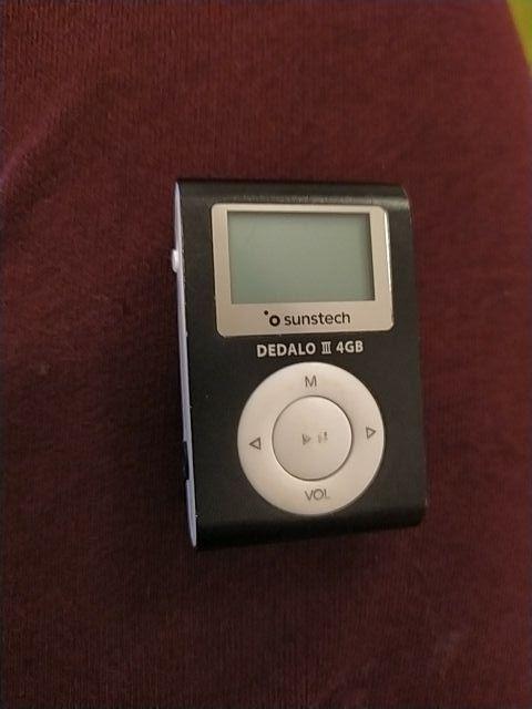 MP3 -Sunstech 4G