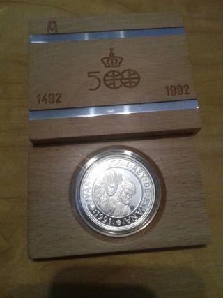 5000 pesetas. 5 centenario. serie 3.