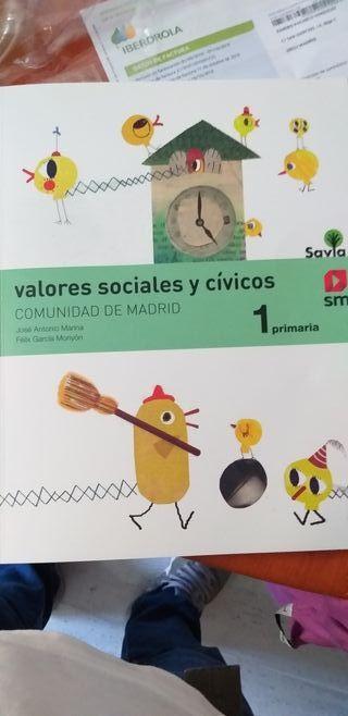 libro de primero de primaria