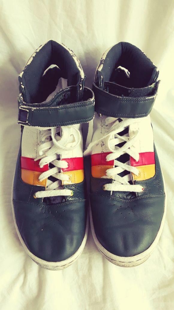 Le Coq Sportif zapatilla vintage talla 46