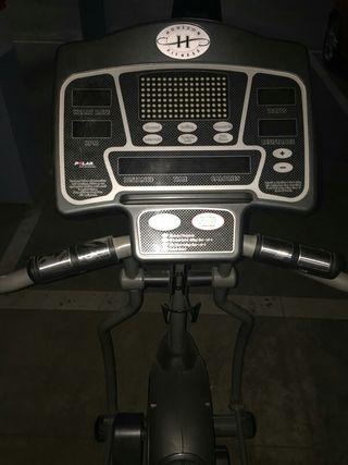 Bicicleta y Eliptica Horizon Fitness.