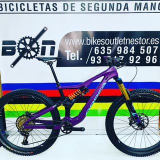 Bicicleta Orbea rallon m-ltd