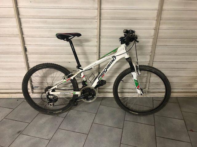 Bicicleta megamo 24