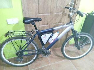 bici híbrida