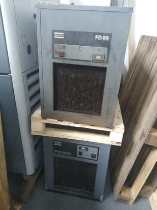 secador frigorífico atlas copco