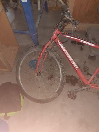 vendo bicicleta de montaña