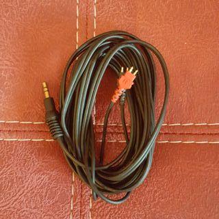 Cable de auriculares Sennheiser HD6XX
