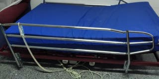barandilla cama ortopedica