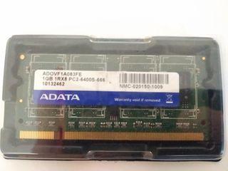 Memoria RAM 1gb ddr2