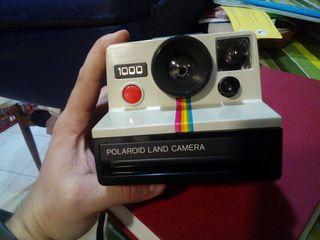 Cámara de fotos Polaroid