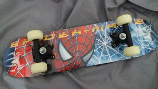 Monopatin de Spiderman 2