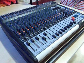 Mesa de mezclas Behringer PMP 6000
