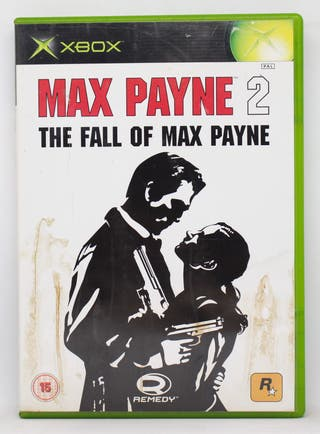 Max Payne 2 The Fall Of MaxPayne XBOX PAL