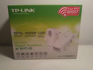 TP-Link TL-WPA8630 Kit de adaptadores