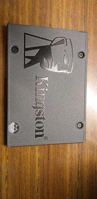 Disco duro Kingston A400 SSD 120GB