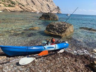 Kayak pesca y paseo
