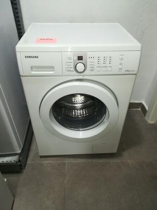 lavadora Samsung 6 kilos