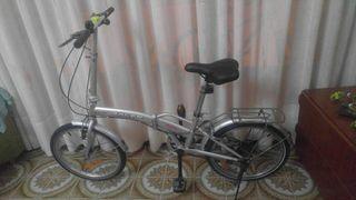 Bicicleta plegable RACER Express