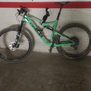 Bicicleta Mtb Orbea oiz m20 TR