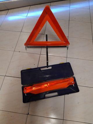 Triángulos emergencia