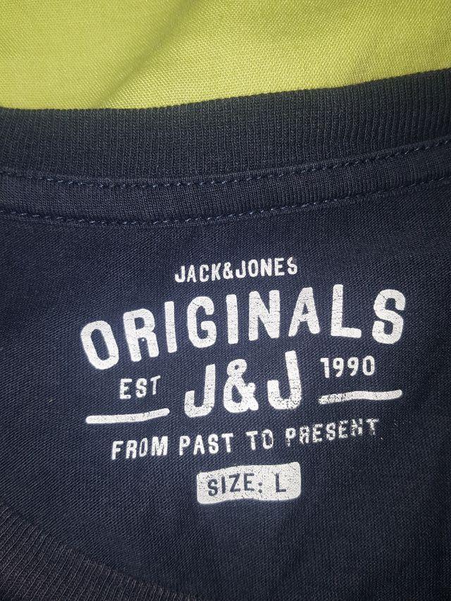 Camiseta J&J talla M