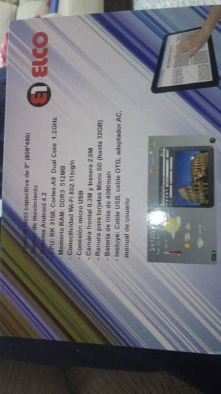 tablet elco