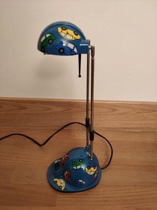 lámpara de mesa niños
