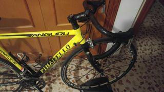 bici carrera pinarello