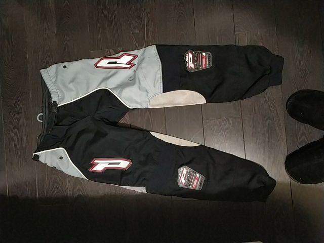 pantalon motocross progrip talla 34