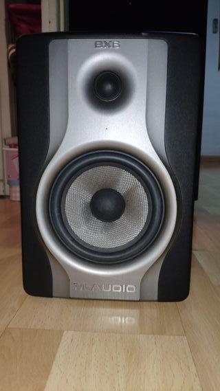 M-Audio BX6, monitor estudio.