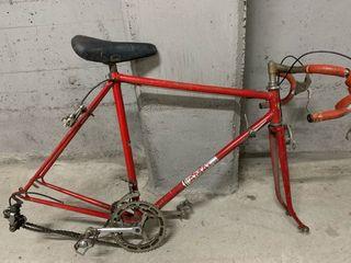 Cuadro bici clasica
