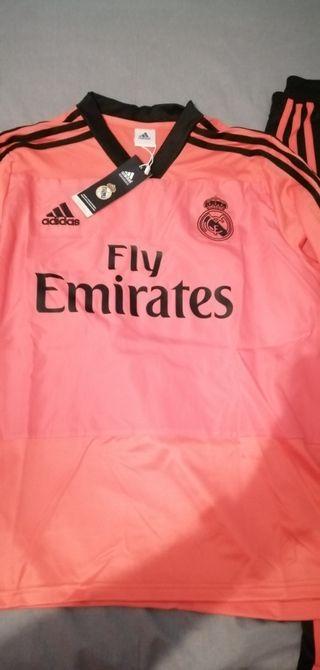 Real Madrid sudadera nueva