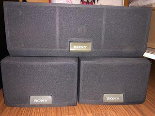 Sony Altavoces 4+1