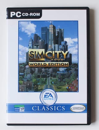 SimCity 3000 world edition videojuego PC
