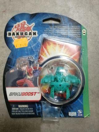 Bakugan sega toys battle brawlers bakuboost