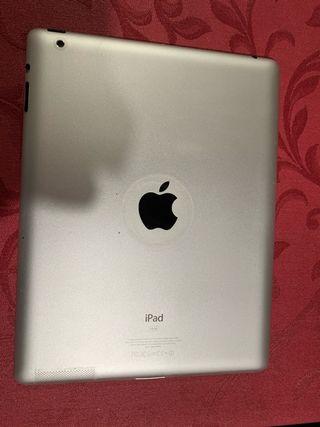 iPad 2 16 GB blanco con funda de regalo