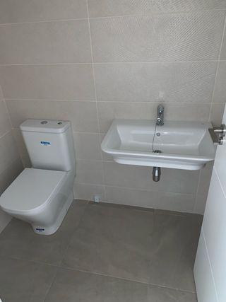 Inodoro- lavabo Roca y pila