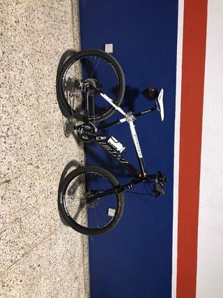 Bicicleta mtb bh talla L