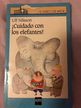 ¡Cuidado con los elefantes !