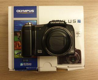 Cámara Olympus Stylus SZ-17