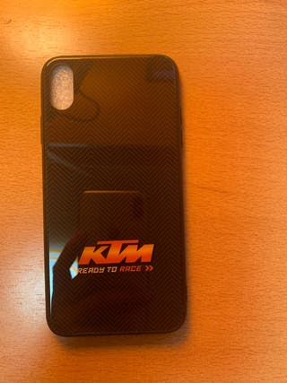 Funda ktm iphone XS MAX