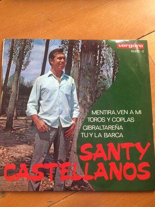 Vinilo Santy Castellanos