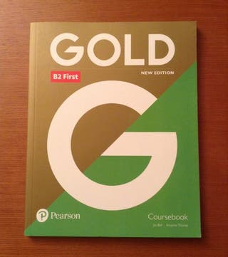 Gold B2 New First Edition