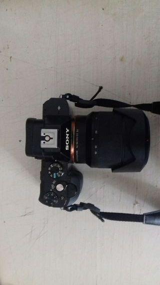 cámara sony a7s