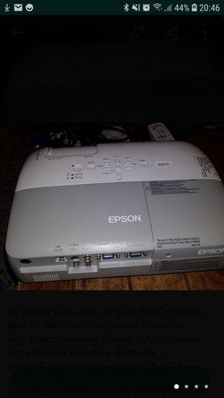 Proyector Epson 2000