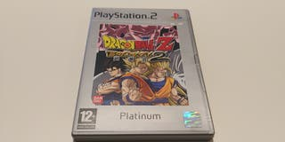 Dragon Ball Z Budokai 2 PS2