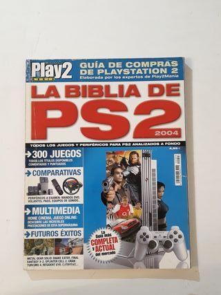 Revista LA BIBLIA DE PS2 (2004). Play2Manía