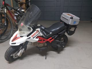 moto eléctrica infantil Ducati